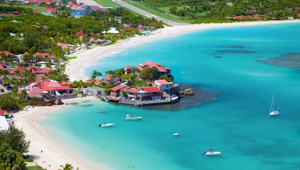 Best Island Beaches For Partying Mykonos St Barts: St Barts For Lovers: French Elegance In The Caribbean